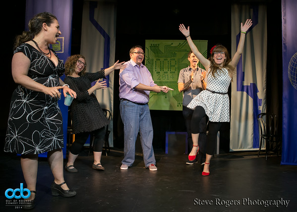 Out of Bounds Comedy Festival 2014