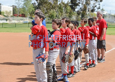 Chollas Majors @ Serra Mesa 3-24-18