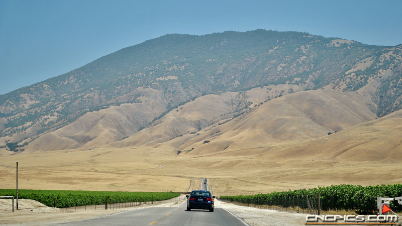 Exploring Central California