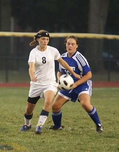 2010 Oakwood Girls Varsity Soccer vs Mariemont