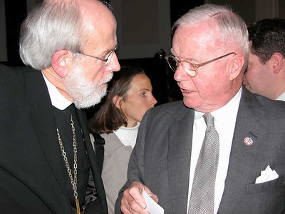 ELCA Presiding Bishop, Religious Leaders Join in Middle East Peace Initiative, December 2, 2003