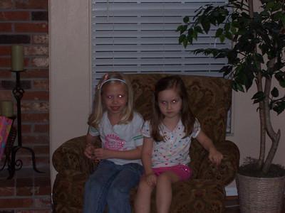 Emma and Lauren's Birthday 2010