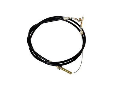 CASE IH BLACK CAB THROTTLE CABLE 3234949R2
