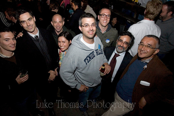 2008 Election Night Parties
