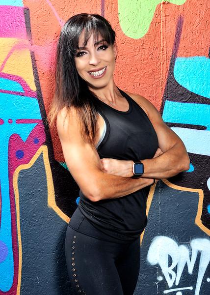Rossie Ballard-Fitness Trainer
