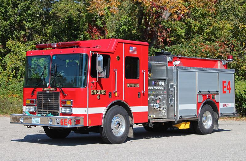 Engine 4 2009 HME Silver Fox 1250 / 1000