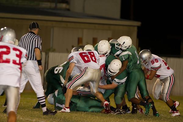 Freshmen Silver vs Waxahachie