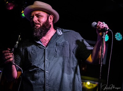 2018.10.23 Funky Biscuit, Tues Blues n BBQ Brandon Santini Not Frank Ward by janine mangini