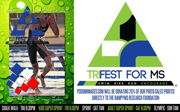 TriFest for MS 2013 Week