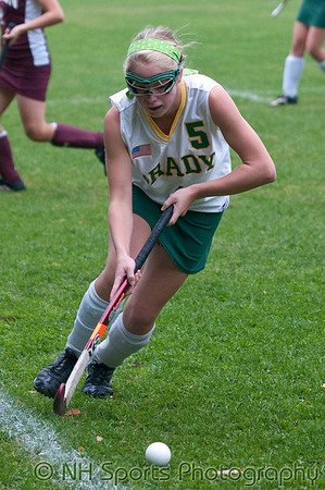 2009 - Brady Field Hockey