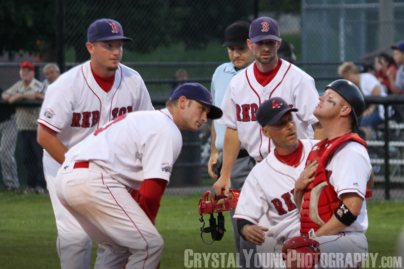Guelph Royals at Brantford Red Sox June 25, 2010