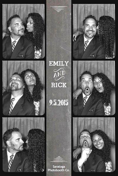 Emily & Rick