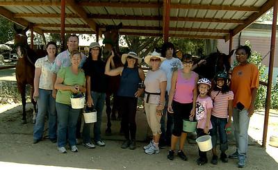 Horsemanship Class