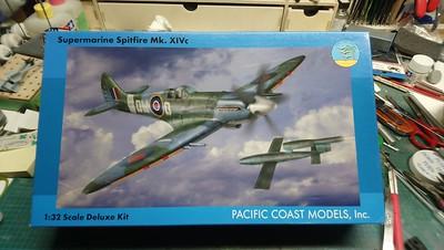 Spitfire PR XIX