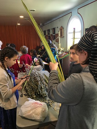Preparing for Palm Sunday