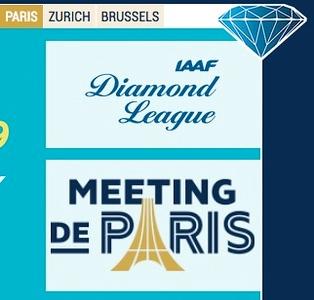 MEETING DE PARIS 2019 - IAAF Diamond League