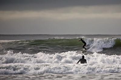ocean beach - 1/27/2010
