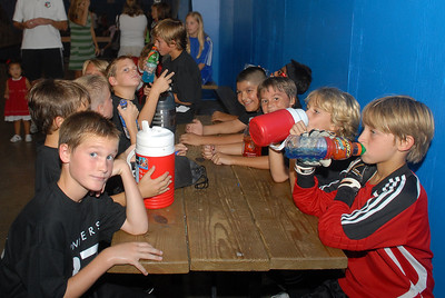 Blue Sky Indoor Summer 2008