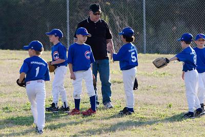 2008 Cubs Baseball