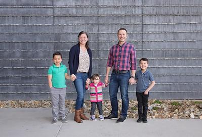 The Hurst Family
