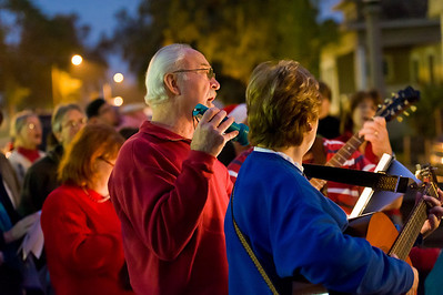 Advent Sunday 12/12/2010 and Small Group Caroling