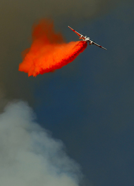 Donner Lake Fire