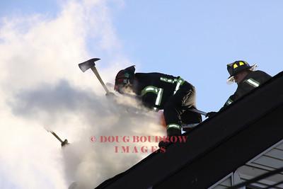 Boston, MA - 4th Alarm, 125 Princeton Street, 1-9-10