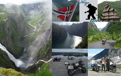 Norge 2008
