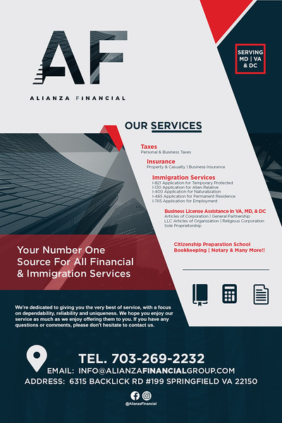 Alianza Financial - Business FlyerPrint Flyer.jpg