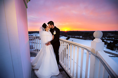 Cyndi & Nick {wedding day}