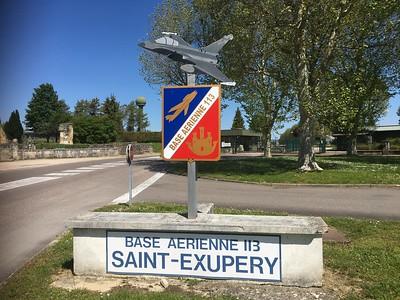 Saint Dizier Base visit 2019