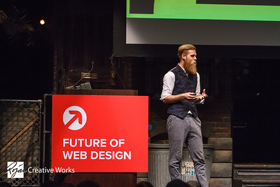 Future Of Web Design - New York, NY - 11/03/15