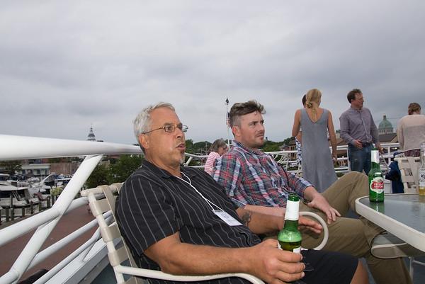 EQR Riverkeeper Boat Ride 2015