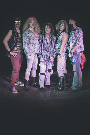 Naughty Naughty (Glam Rock Band)