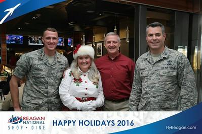 Reagan Shopping & Dining: Happy Holidays 2016 - Day 3