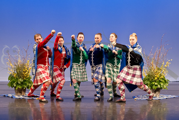 Highland Dance Provincial Championship ARCHIVE