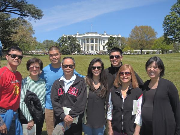 2014 White House Garden Tour