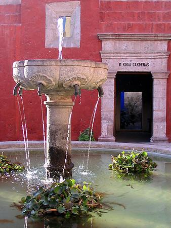 Monasteria de Santa Catalina