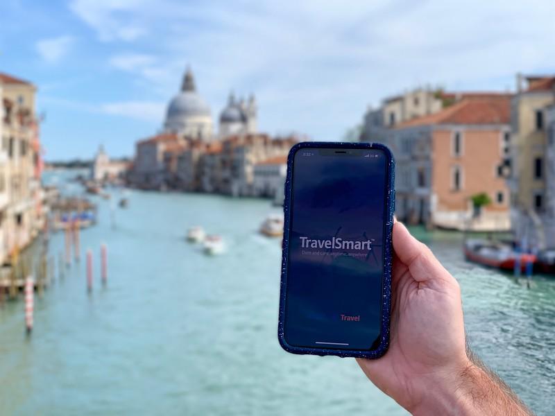 Allianz Travel Smart App