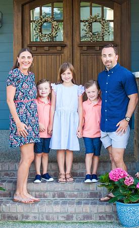 Kristin Francis Family Photo's