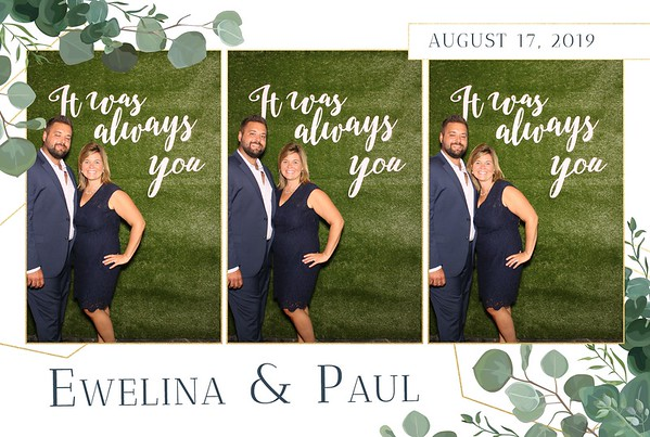 Ewelina & Paul's Wedding (08/17/19)