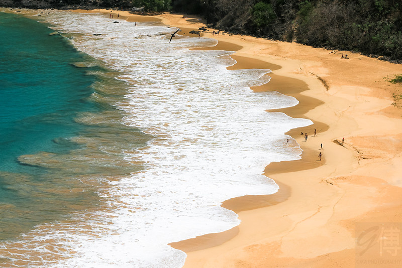 Baía do Sancho, Fernando de Noronha, Pernambuco - Brasil