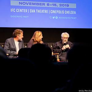 "'Elliott Erwitt, Silence Sounds Good"" screening at DOCNYC November 2019"