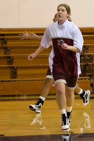 2010 Women's Basketball Season Opener - University of Puget Sound at Northwest University - November 16, 2009