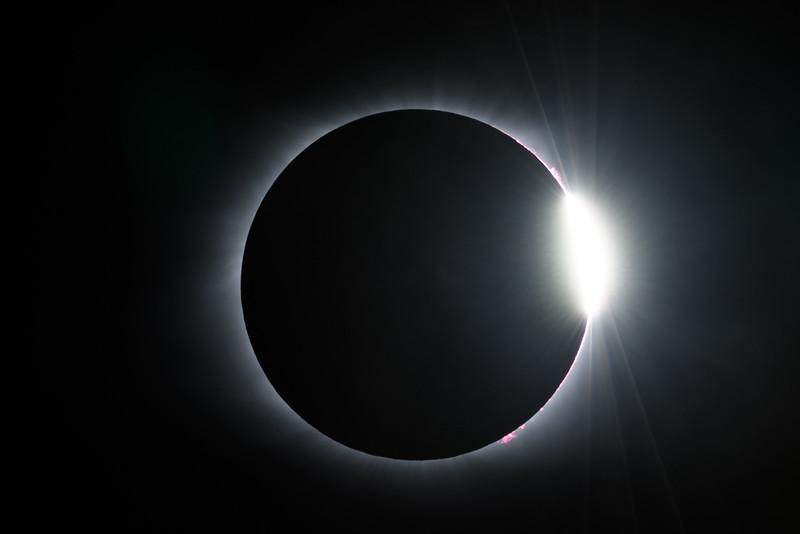 SOLAR DISK BRIGHTENS