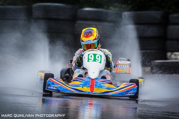 Motorsport Ireland Karting Championship 2017 - Round 1 - Cork