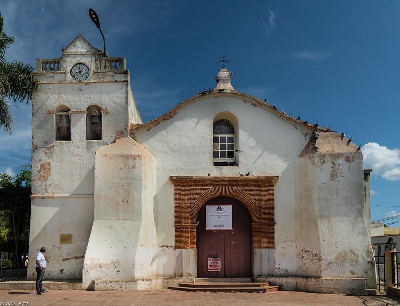 Church of San Dionisio (1512), Higuey