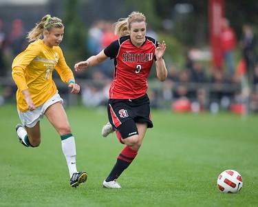 Womens Soccer September 26, 2010