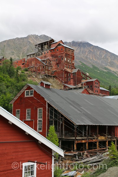 Machine Shop & Concentration Mill