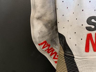Daryll Beattie MotoGP Leathers